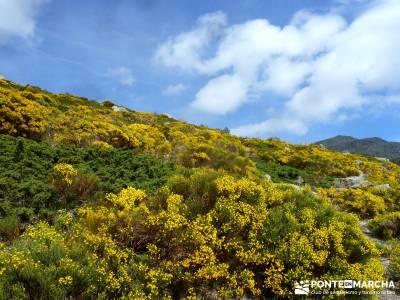 Lagunas de Pelañara-Peña Cítores- Guadarrama; senderismo fin de semana; viajes mayo